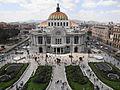 Palacio Nacional de Bellas Artes de la Ciudad de México..JPG