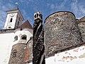 Palanok Castle - Mukachevo - Ukraine - 03 (36481241692) (2).jpg