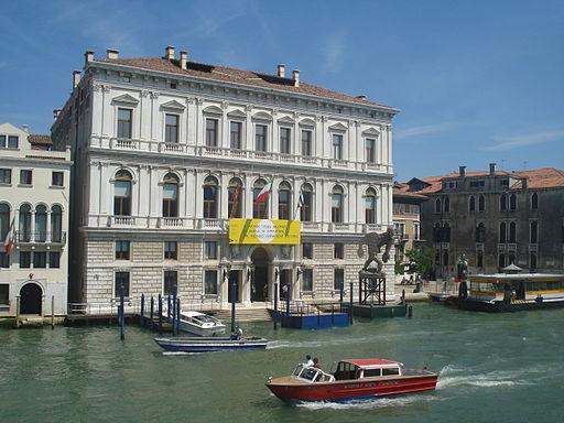 Palazzo Grassi in Venice1