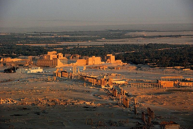 File:Palmyra, Syria - 2.jpg