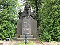Památník 1946 na hřbitově v Lomu 02.jpg