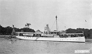 USS <i>Pampanga</i> (PG-39)