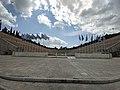 Panathinaiko Stadium in Athens.jpg