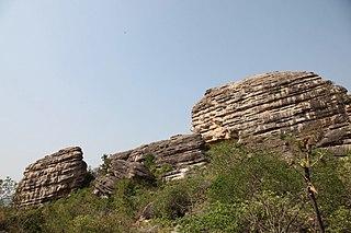 Mahabubabad district District of Telangana in India