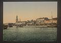 Panorama by the quay, Riga, Russia, (i.e., Latvia)-LCCN2001697480.jpg