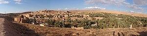 Ghardaïa - Panorama of Ghardaïa