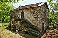 Papaj, Tropojë, Albania – Traditional stone house 2018-05 01.jpg