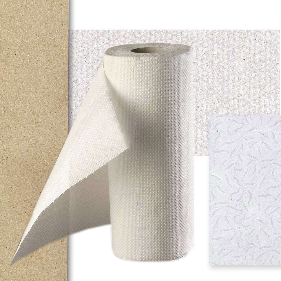 Papier - various papers in day