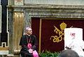 Papst Franziskus Erzbischof Gänswein.JPG