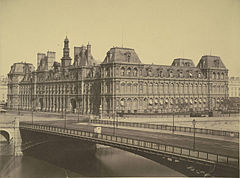 Paris. Old Hôtel de Ville.jpg