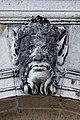 Paris - Les Invalides - Façade nord - Mascarons - 006.jpg