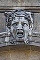 Paris - Les Invalides - Façade nord - Mascarons - 015.jpg