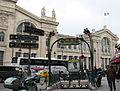 Paris Station Metro Gare du Nord 1.JPG