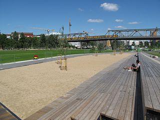 West Park Beach