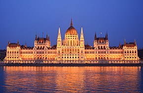 Parliament Building, Budapest, outside.jpg
