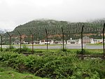 Paro Airport from outside the fence, July 2016 10.jpg