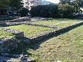 Particolare della mansio romana di Alba Docilia.jpg