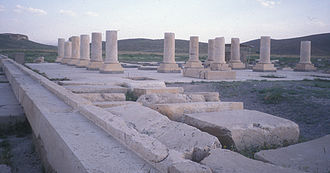 Parsian style - Image: Pasargad audience hall