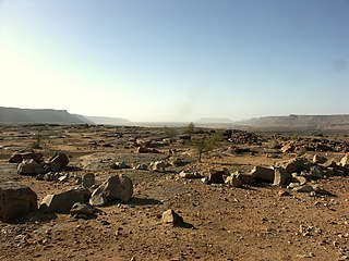 Tagant Plateau Natural region in Mauritania