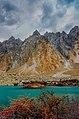 Passu cones and batura lake.jpg