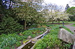 Path to the secluded garden - Kew Gardens.JPG
