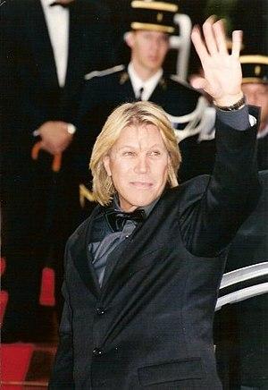 Patrick Juvet - Patrick Juvet at the Cannes Film Festival.