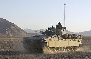 Dardo IFV - Dardo in Afghanistan