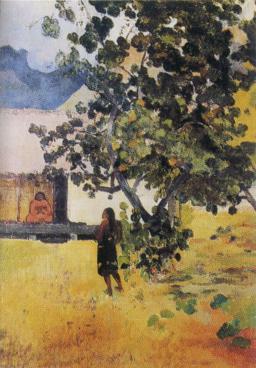 PaulGauguin-1892-Te Fare