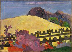 Paul Gauguin: The Sacred Mountain (Parahi Te Marae)