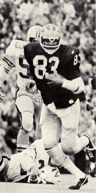 Paul Seal - Seal from 1974 Michiganensian