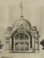 Pavilhão das Colonias Portuguezas, Exposição Universal de Paris em 1900 - O Occidente (30Nov1899).png