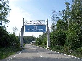 Paya Laut Linggi Recreational Forest