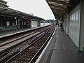 Peckham Rye stn platform 4 look west.JPG