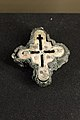Pectoral reliquary cross, Early Middle Ages, exh. Benedictines NG Prague, 150848.jpg