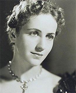 Peggy Ashcroft English actress (1907–1991)