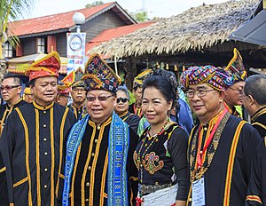 Penampang Sabah Dignitaries-at- Kaamatan-Celebrations-2014-03.jpg