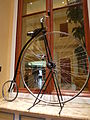 Penny Farthing bicycle (3191381971).jpg
