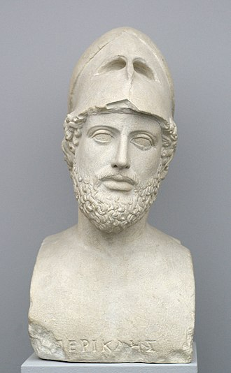 Thucydides - Bust of Pericles