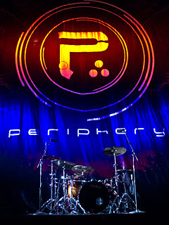 Periphery (band) American progressive metal band