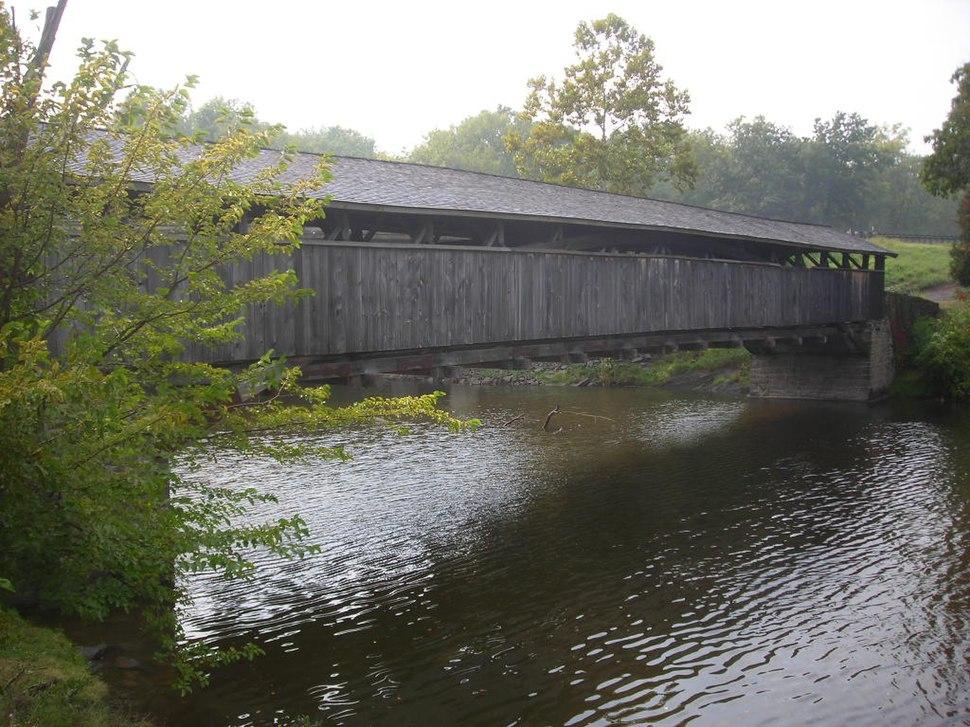 Perrine's Bridge September 2007