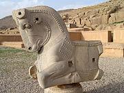 Capitale du taureau de Persépolis