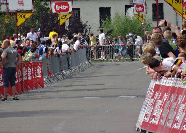 Perwez - Tour de Wallonie, étape 2, 27 juillet 2014, arrivée (C08).JPG