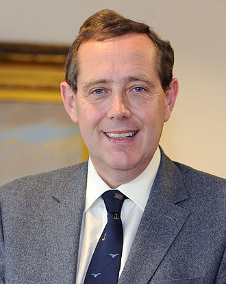 Peter Luff - Image: Peter Luff, Parliamentary Under Secretary of State for Defence