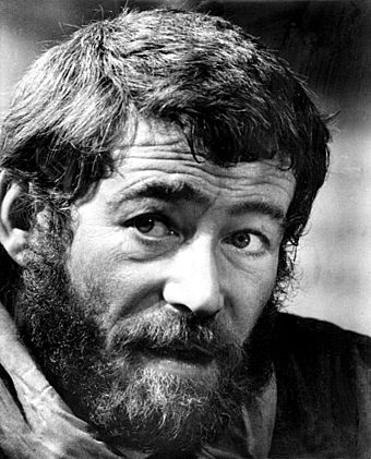 Peter O'Toole as King Henry II in The Lion in Winter (1968) Peter O'Toole - Lion.jpg