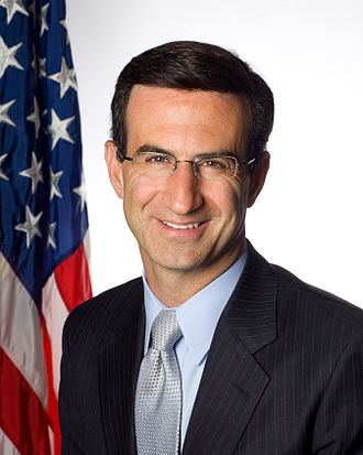 Peter R. Orszag - Image: Peter Orszag official portrait
