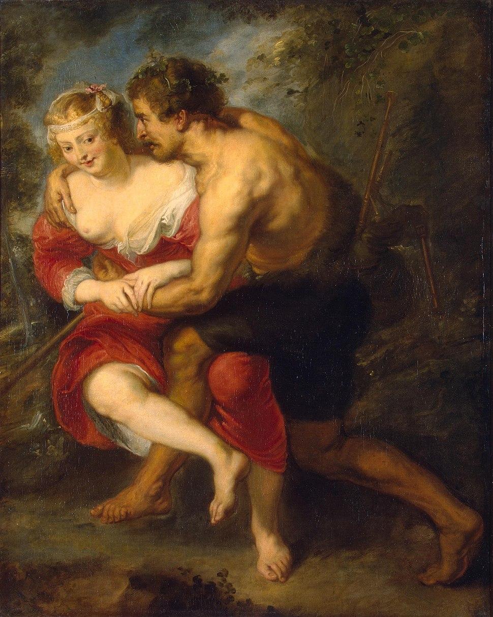 Peter Paul Rubens - Pastoral Scene - WGA20325