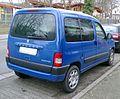 Peugeot Partner rear 20071205.jpg