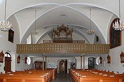 Pfarrkirche Kreuzerhöhung, Heiligenkreuz, Micheldorf in Oberösterreich, organ.jpg