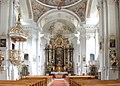Pfarrkirche Matrei - Innenraum.jpg