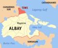 Ph locator albay tiwi.png